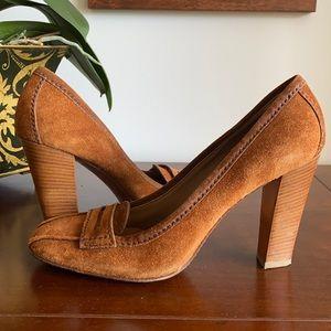 PRADA Penny Loafer Pumps Heeled Shoes